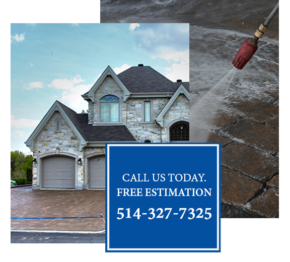 Pave Sealing in Montreal and Laval