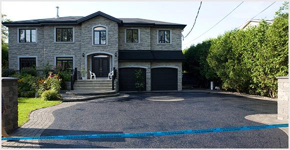 Montreal Residential Asphalt Seal Coating