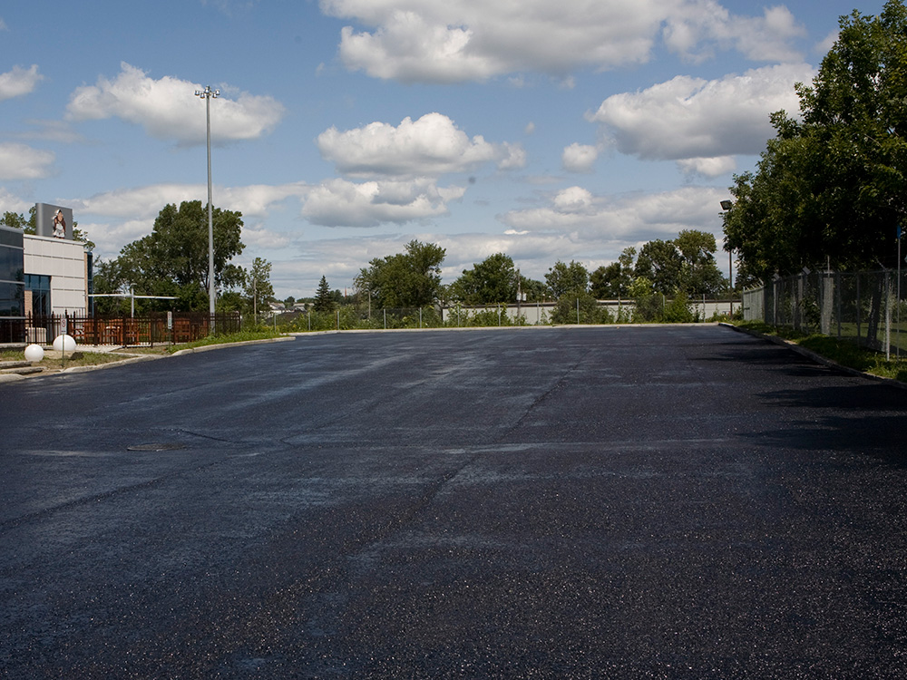 Commercial Asphalt Paving Maintenance