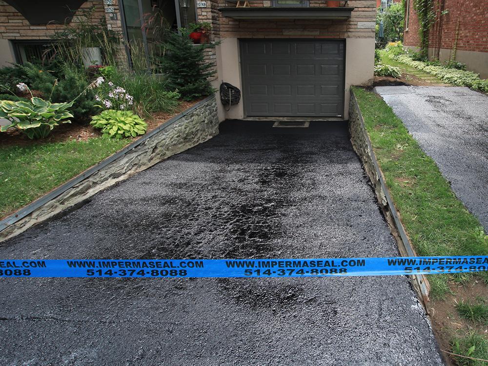 Service de réparation d'asphalte et scellant