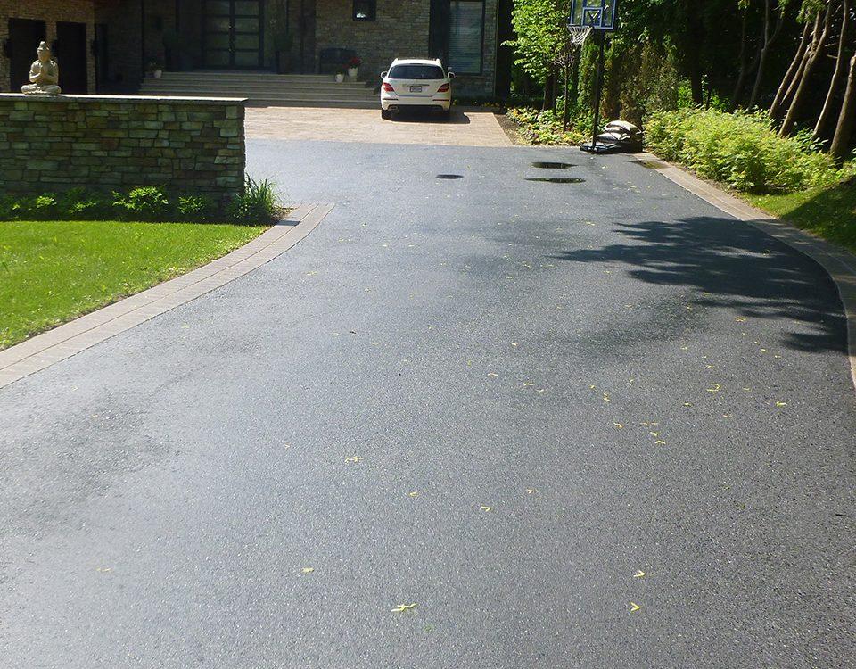 Réparations d'asphalte Montreal