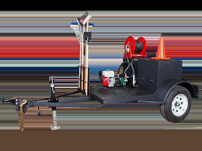 Montreal Asphalt Sealer Spray System Manufacturing